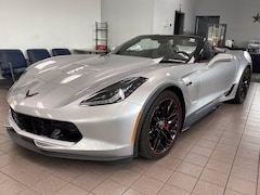 2017 Chevrolet Corvette Z06 2LZ Convertible