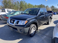 2018 Nissan Frontier S King Cab 4x2 S Auto