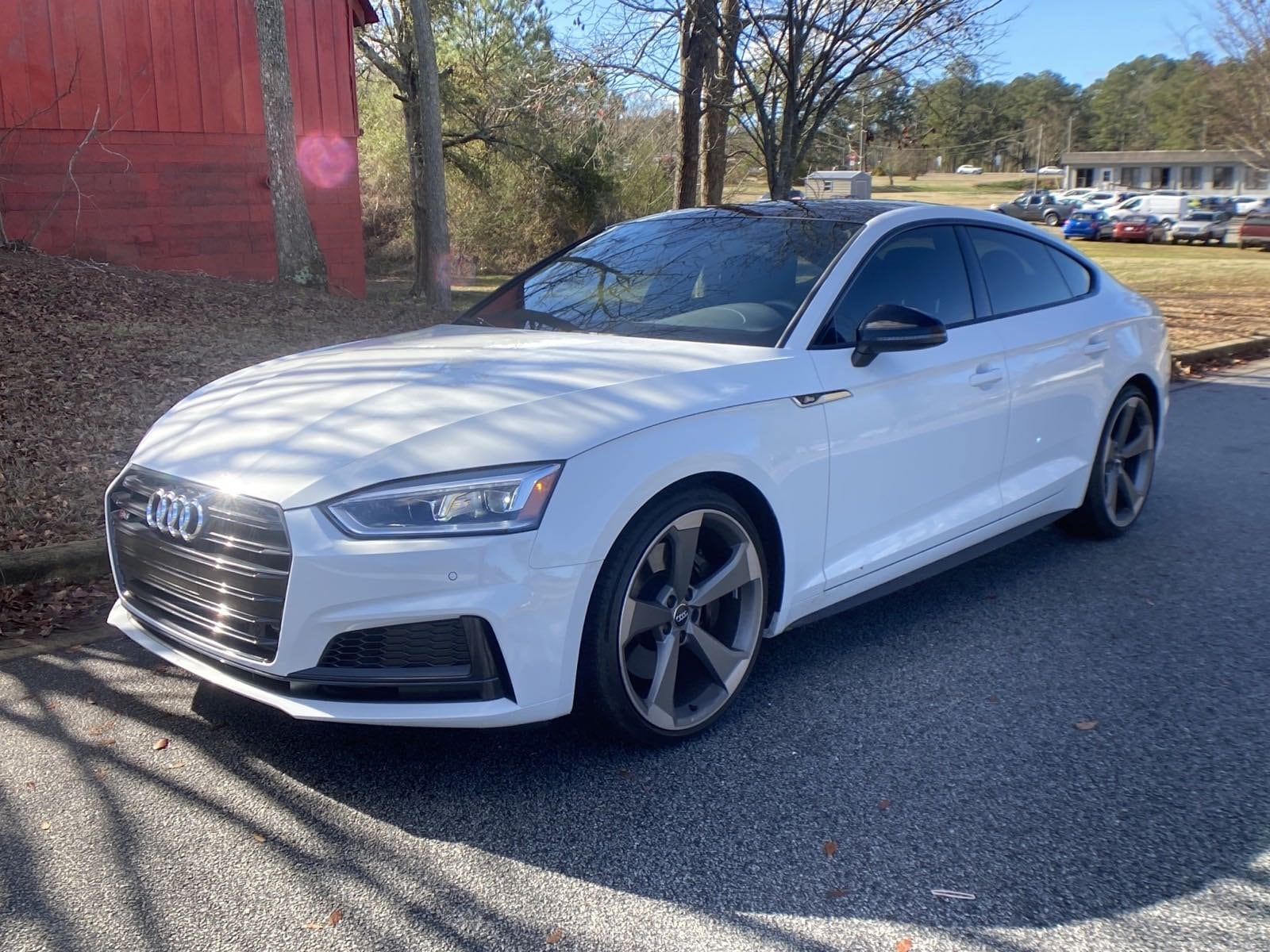 2019 Audi S5 Sportback Premium Plus Premium Plus 3.0 TFSI quattro