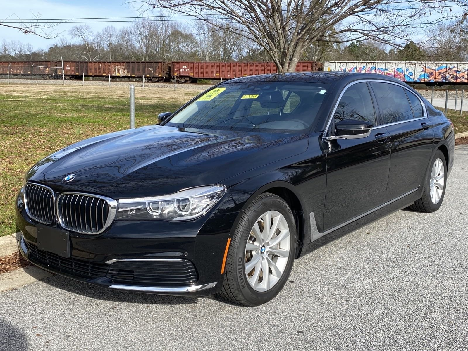 2019 BMW 7 Series 740i xDrive Sedan