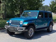 2020 Jeep Wrangler Unlimited Sahara Sahara 4x4