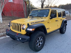 2020 Jeep Wrangler Unlimited Rubicon Rubicon 4x4