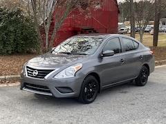 2018 Nissan Versa Sedan S Plus S Plus CVT