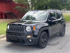 2018 Jeep Renegade Altitude Altitude FWD