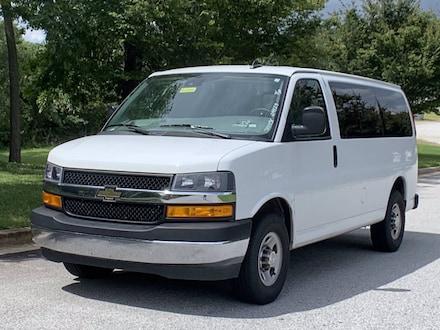 2019 Chevrolet Express Passenger LS RWD 2500 135 LS