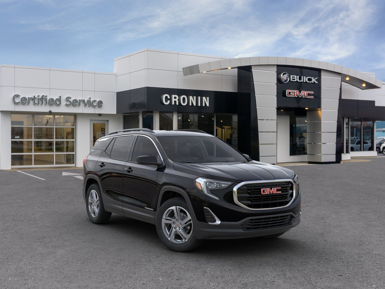 New Gmc Terrain >> New 2020 Gmc Terrain For Sale In Perrysburg Vin 3gkaltev5ll150330