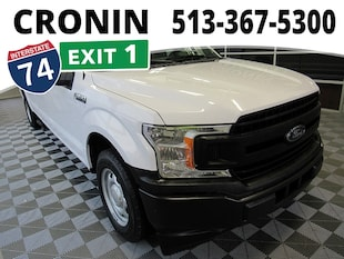 2018 Ford F-150 XL Extended Cab Long Bed Truck