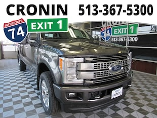 2017 Ford F-250 Platinum Crew Cab Long Bed Truck