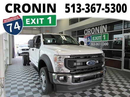 2022 Ford F-550 Chassis F-550 XL Commercial-truck