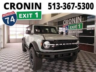2021 Ford Bronco Wildtrak Full Size SUV