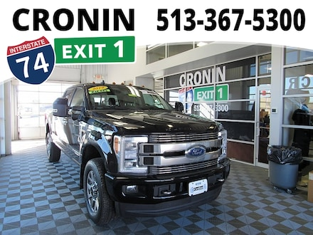 2019 Ford F-350 Limited Crew Cab