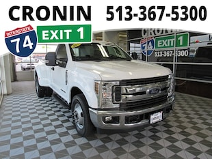 2019 Ford F-350 XLT DRW Long Bed Truck