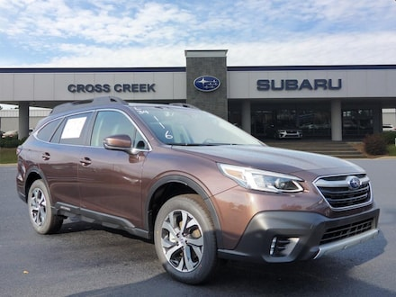 New 2021 Subaru Outback Limited SUV for sale in Fayetteville, NC