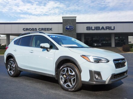 Used 2019 Subaru Crosstrek 2.0i Limited AWD 2.0i Limited  Crossover JF2GTANC8K8273787 for sale in Fayetteville, NC