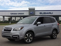 Certified Pre-Owned 2018 Subaru Forester 2.5i Limited AWD 2.5i Limited  Wagon JF2SJARC3JH564660 for sale in Fayetteville, NC