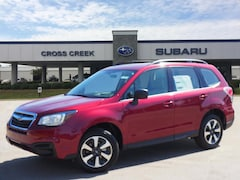 New 2018 Subaru Forester 2.5i with Alloy Wheel Package SUV Fayatteville