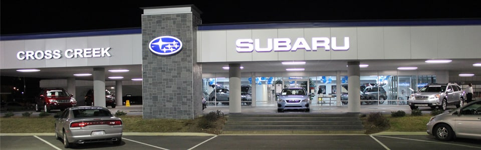 about cross creek subaru new and used car dealership fayetteville nc fort bragg sanford nc and. Black Bedroom Furniture Sets. Home Design Ideas