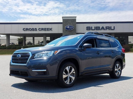 Used 2020 Subaru Ascent Premium 7-Passenger AWD Premium 7-Passenger  SUV 4S4WMAFDXL3409524 for sale in Fayetteville, NC