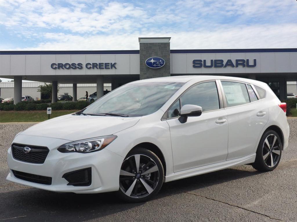 2019 Subaru Impreza 2.0i Sport 5-door