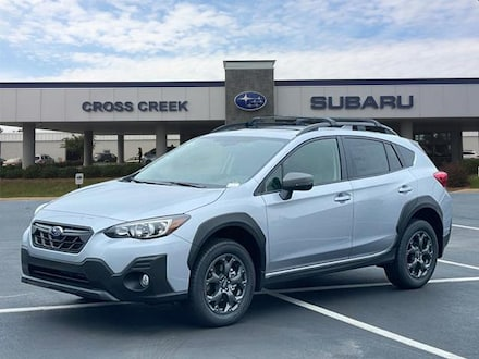 New 2021 Subaru Crosstrek Sport SUV for sale in Fayetteville, NC