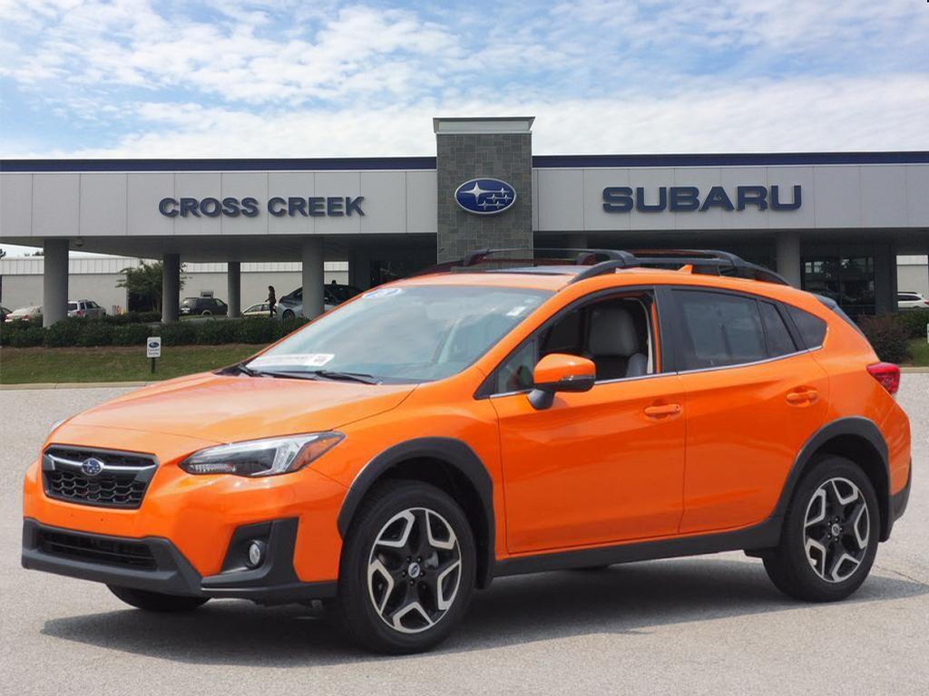 2018 Subaru Crosstrek 2.0i Limited AWD 2.0i Limited  Crossover JF2GTALC2JH244657