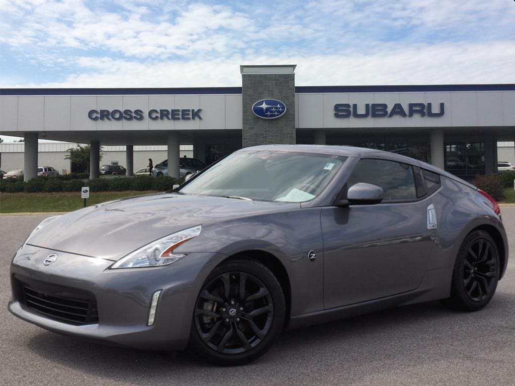 Perfect Used 2015 Nissan 370Z Base Coupe 7A JN1AZ4EH2FM444159 In Fayetteville NC