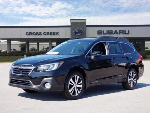 2018 Subaru Outback SUV