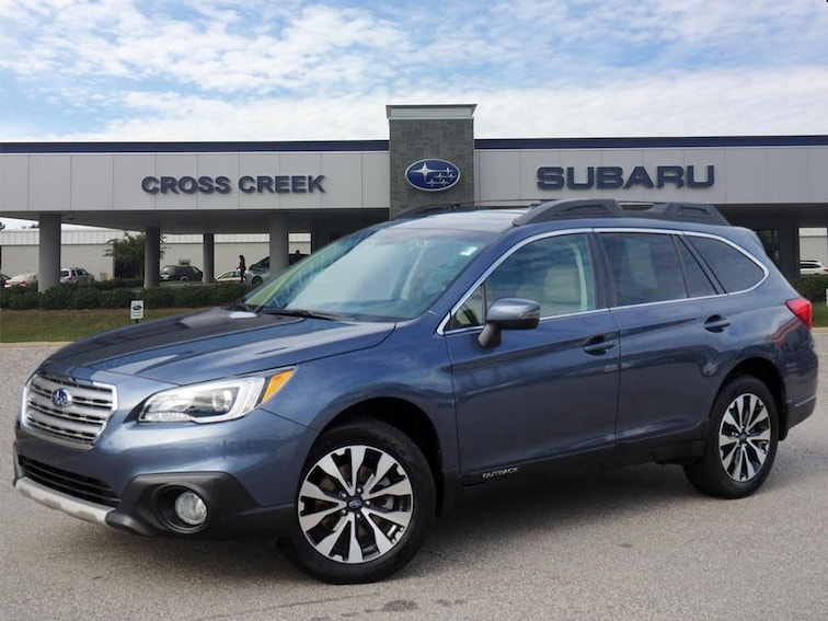 Used 2017 Subaru Outback 2.5i Limited AWD 2.5i Limited  Wagon 4S4BSANC7H3297673  in Fayetteville NC