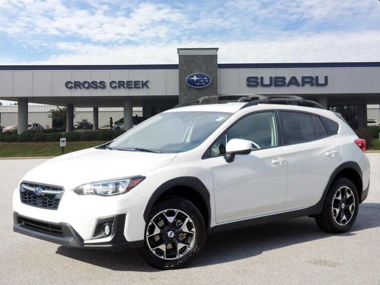 Certified Pre-Owned 2018 Subaru Crosstrek 2.0i Premium AWD 2.0i Premium  Crossover CVT JF2GTABC1J8322427 for sale in Fayetteville, NC