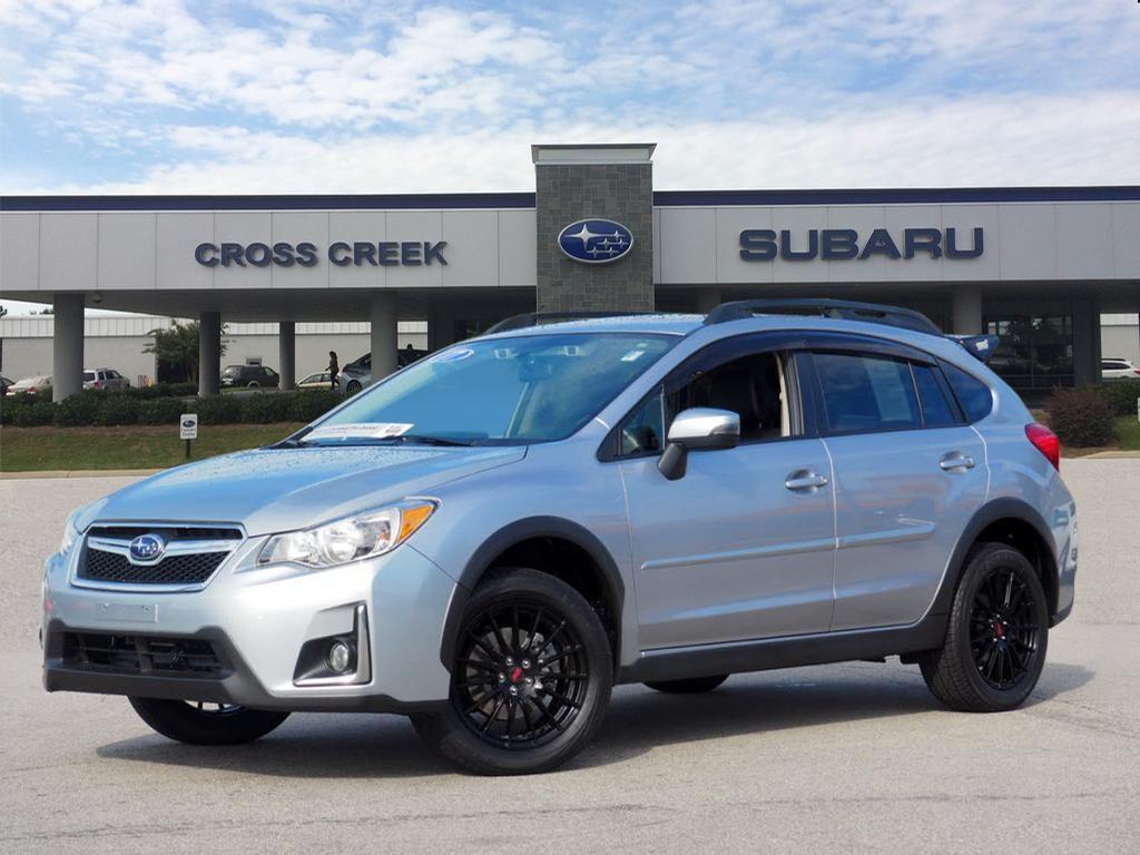 2017 Subaru Crosstrek 2.0i Limited AWD 2.0i Limited  Crossover JF2GPANC1H8207983