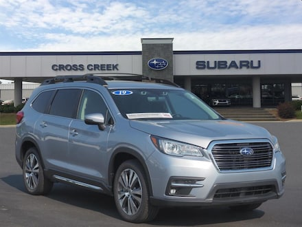 Used 2019 Subaru Ascent Limited 8-Passenger AWD Limited 8-Passenger  SUV 4S4WMAJDXK3452489 for sale in Fayetteville, NC