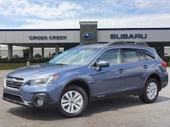 Certified Pre-Owned 2018 Subaru Outback 2.5i Premium AWD 2.5i Premium  Wagon 4S4BSACC0J3220426 for sale in Fayetteville, NC