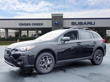 New 2021 Subaru Crosstrek Sport SUV for sale in Fayetteville, NC