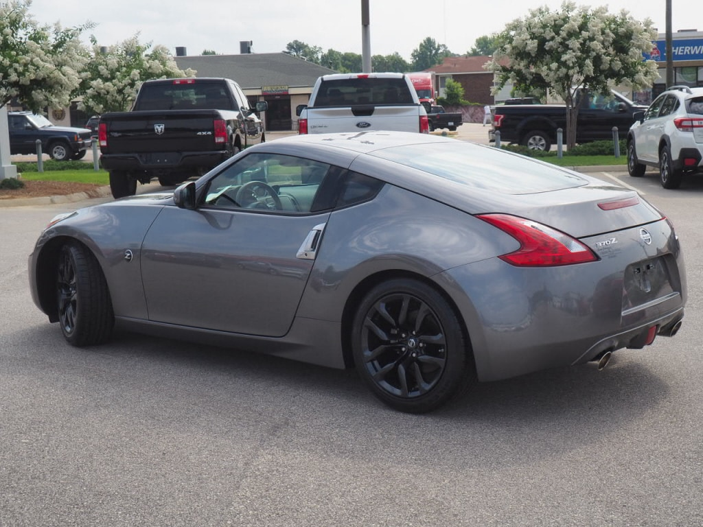 ... Used 2015 Nissan 370Z Base Coupe 7A JN1AZ4EH2FM444159 In Fayetteville NC  ...