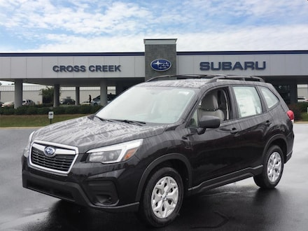 New 2021 Subaru Forester Base Trim Level SUV for sale in Fayetteville, NC