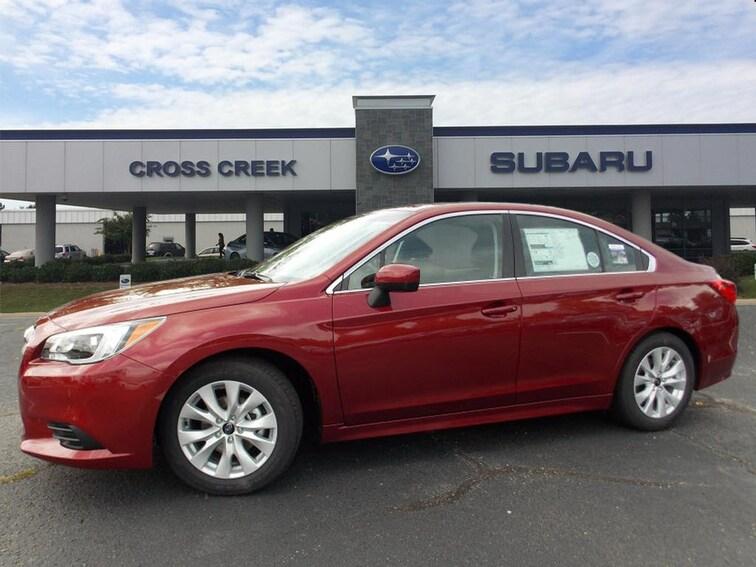 Used 2017 Subaru Legacy 2.5i Premium AWD 2.5i Premium  Sedan 4S3BNAD63H3067748  in Fayetteville NC