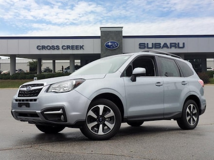 Used 2018 Subaru Forester 2.5i Limited AWD 2.5i Limited  Wagon JF2SJAJC3JH479295 for sale in Fayetteville, NC