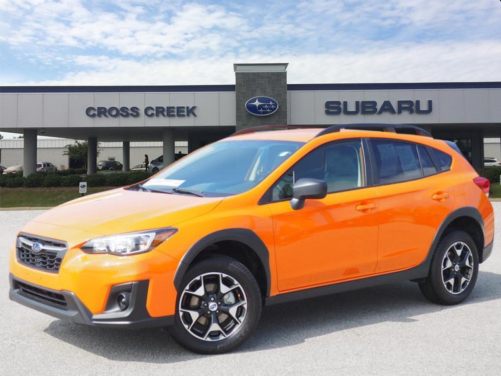 2018 Subaru Crosstrek 2.0i AWD 2.0i Base  Crossover CVT JF2GTAACXJH309421