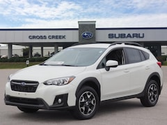Certified Pre-Owned 2018 Subaru Crosstrek 2.0i Premium AWD 2.0i Premium  Crossover CVT JF2GTABC8JH324823 for sale in Fayetteville, NC