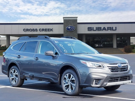 New 2022 Subaru Outback Limited SUV for sale in Fayetteville, NC