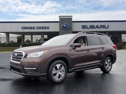 New 2021 Subaru Ascent Premium 7-Passenger SUV for sale in Fayetteville, NC