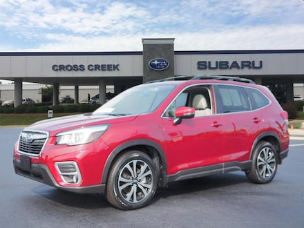 Used 2019 Subaru Forester Limited AWD Limited  Crossover JF2SKAUC3KH532930 for sale in Fayetteville, NC