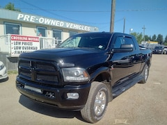 2014 Ram 3500 Laramie - MANAGERS BLOW OUT SPECIAL! Truck Mega Cab