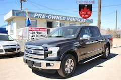 2015 Ford F-150 Lariat PANORAMIC ROOF LEATHER ECO-BOOST Truck