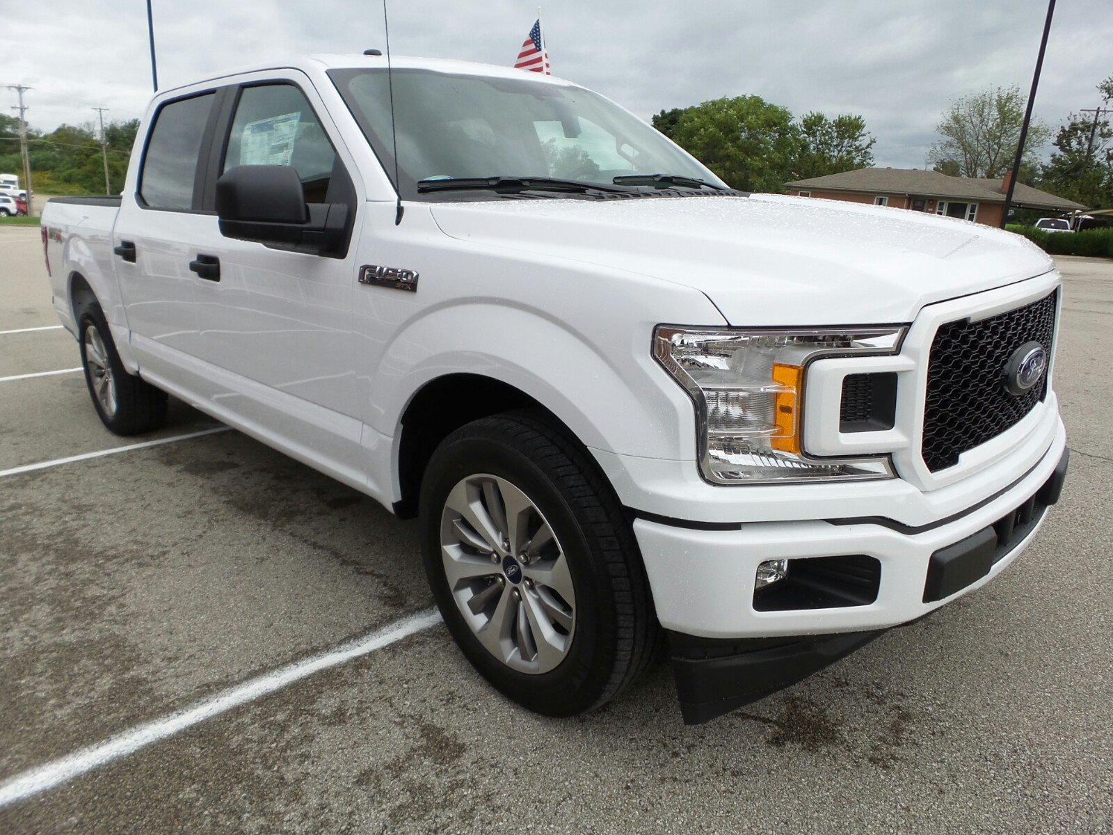 2018 Ford F-150 4X2 STYLESIDE S/CREW