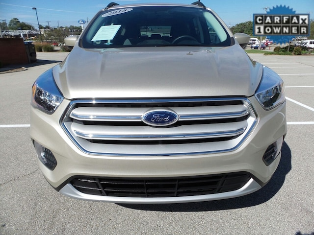 Crossroads Ford Frankfort Ky >> Used 2018 Ford Escape For Sale At Crossroads Lincoln Vin