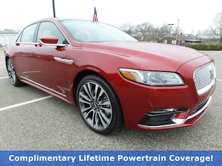 2019 Lincoln Continental Select Select AWD