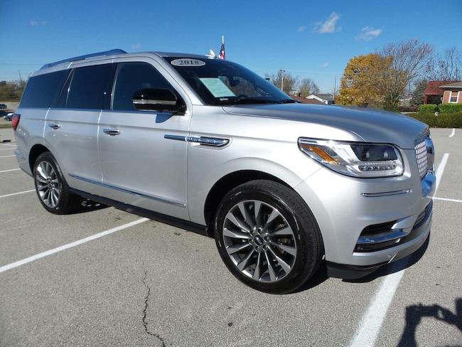 2018 Lincoln Navigator Select 4x4 Select