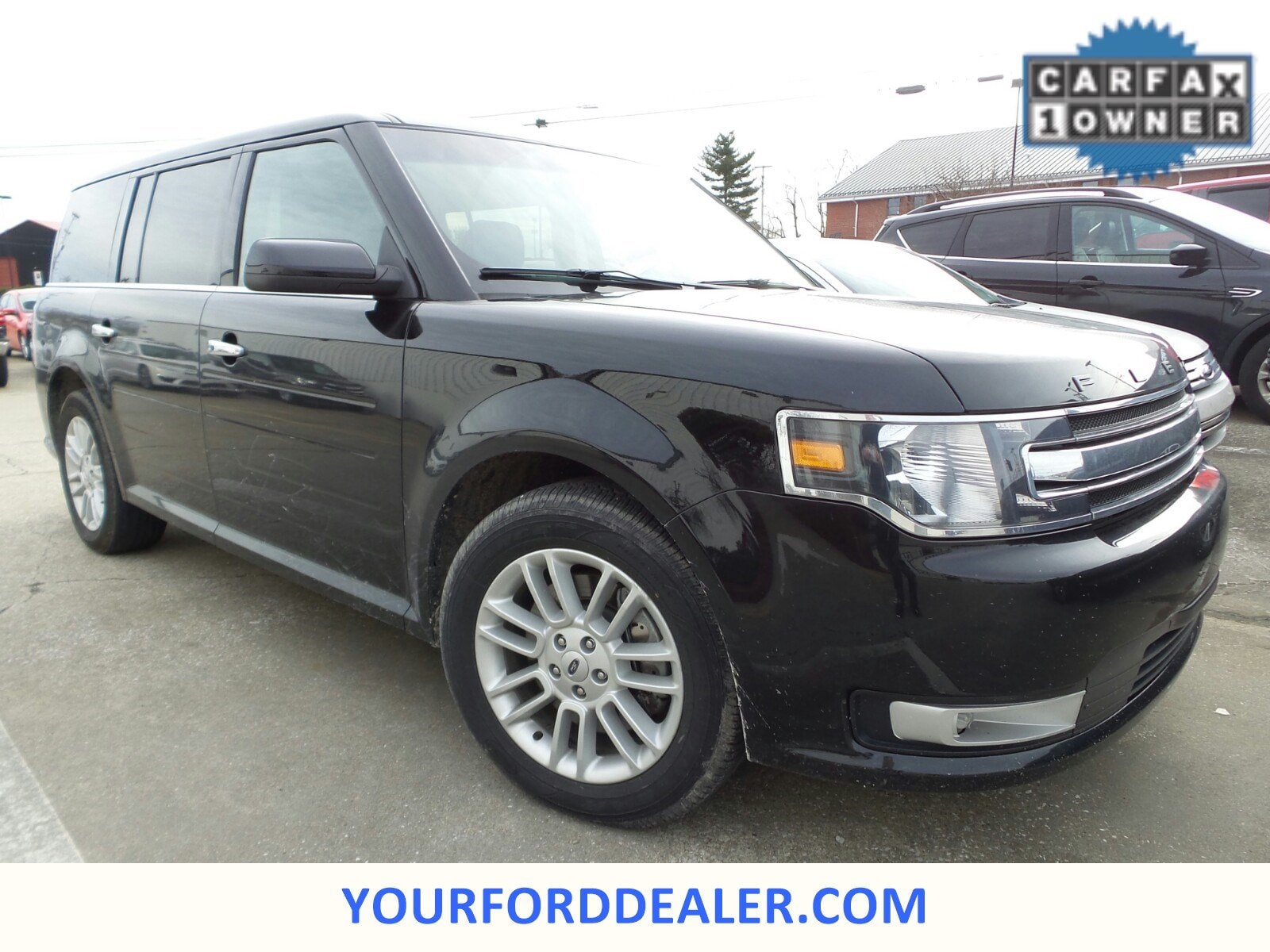 2018 Ford Flex SEL SEL AWD