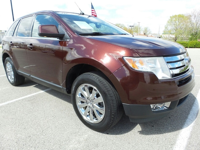 2009 Ford Edge Limited Limited FWD